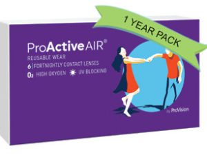 ProActive Air for Astigmatism 12 Month Pack