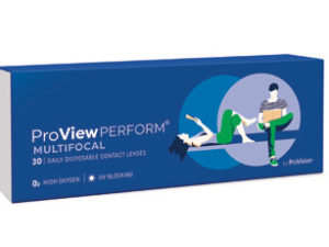 ProView Perform Multifocal 1 Month Pack