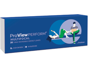 ProView Perform Multifocal Contact Lenses