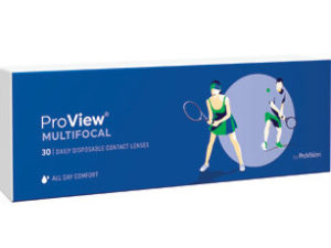 ProView Multifocal 1 Month Pack
