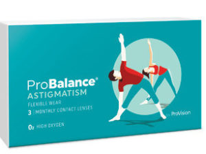 ProBalance Astigmatism 3 Month Pack