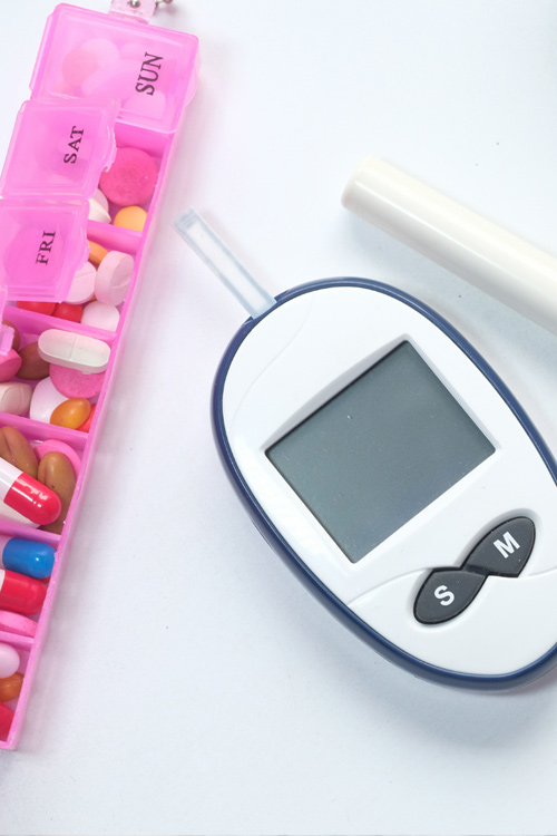 How does diabetes affect my vision
