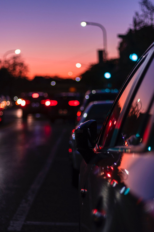 What is night blindness