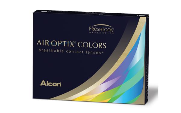 Air Optix Colours contact lenses