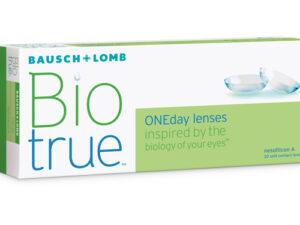 Biotrue ONEday 1 Month Pack