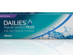 Dailies AquaComfort Plus Multifocal 1 Month Pack