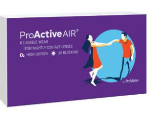 ProActive Air 12 Month Pack (Both Eyes)