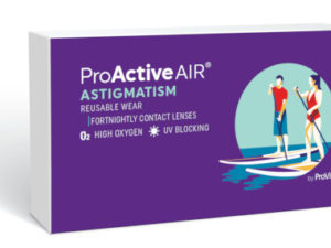 ProActive Air for Astigmatism 12 Month Pack (Both Eyes)