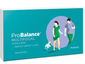 ProBalance Multifocal 12 Month Pack (Both Eyes)