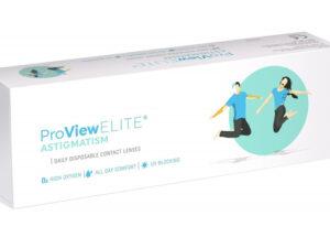 ProView Elite Astigmatism 12 Month Pack (Both Eyes)