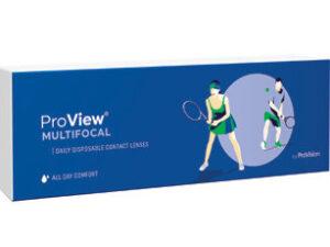 ProView Multifocal 12 Month Pack (Both Eyes)