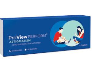 ProView Perform Astigmatism 12 Month Pack (Both Eyes)