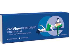 ProView Perform Multifocal 12 Month Pack (Both Eyes)