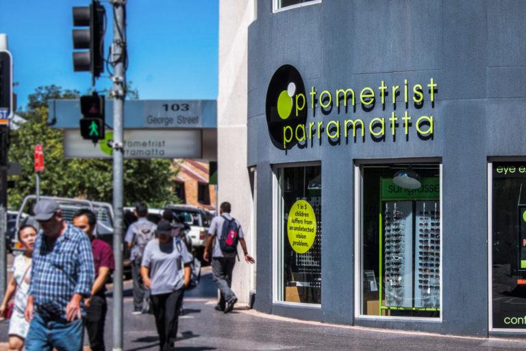 Optometrist Parramatta - Western Sydney