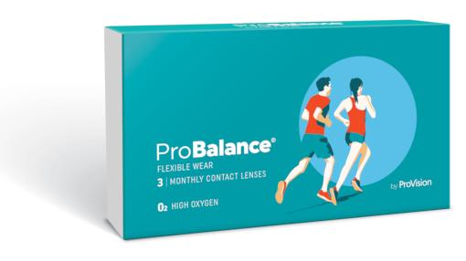 ProBalance contact lenses