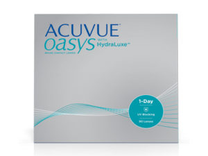 Acuvue Oasys 1-Day 12 Month Pack