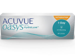 Acuvue Oasys 1-Day for Astigmatism 12 Month Pack