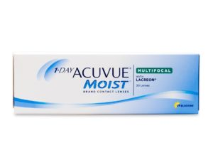 Acuvue MOIST Multifocal 1-Day 3 Month Pack