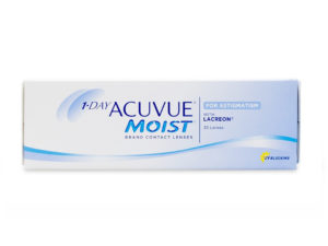 Acuvue MOIST 1-Day for Astigmatism 3 Month Pack