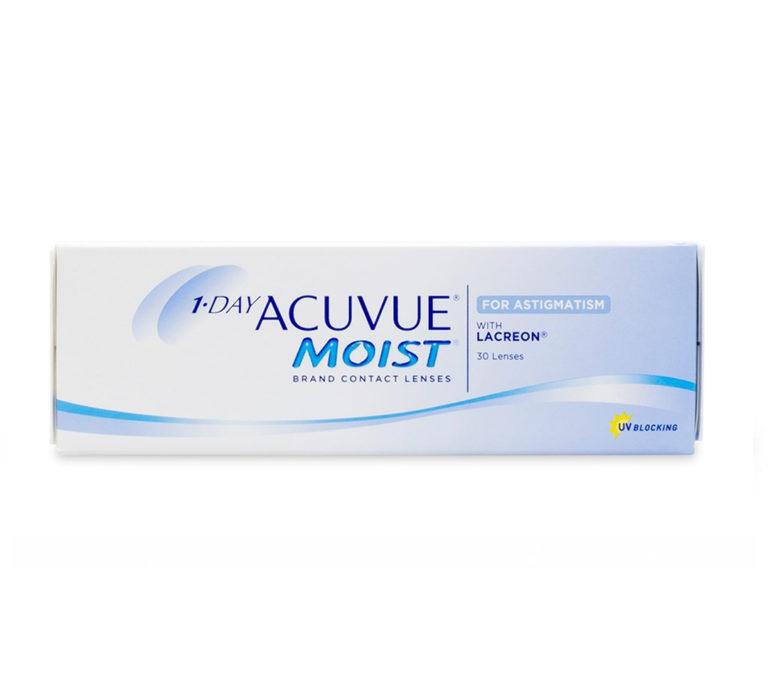 Acuvue Moist Astigmatism
